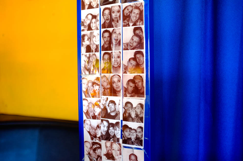 Photo Booth, WoodShed Bar, Salt Lake City