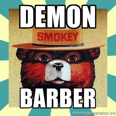 demon barber