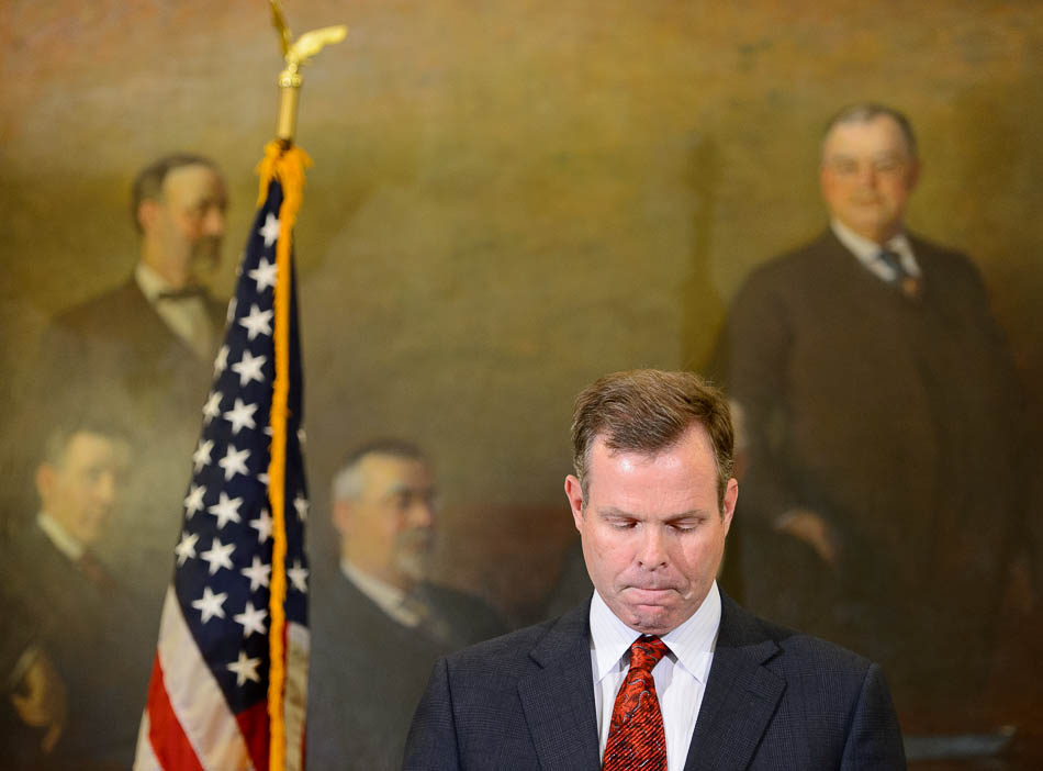 Utah Attorney General John Swallow resigns