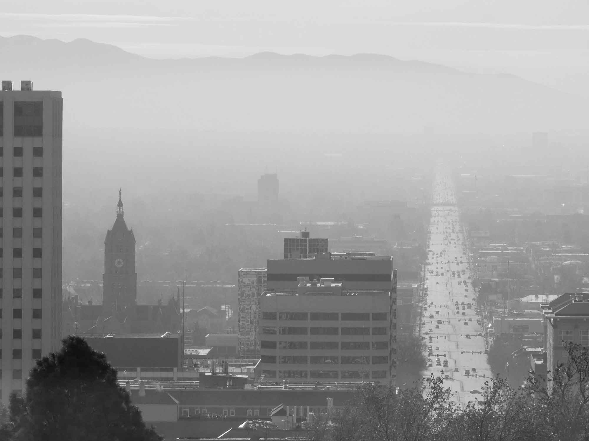 inversion pollution in salt lake city