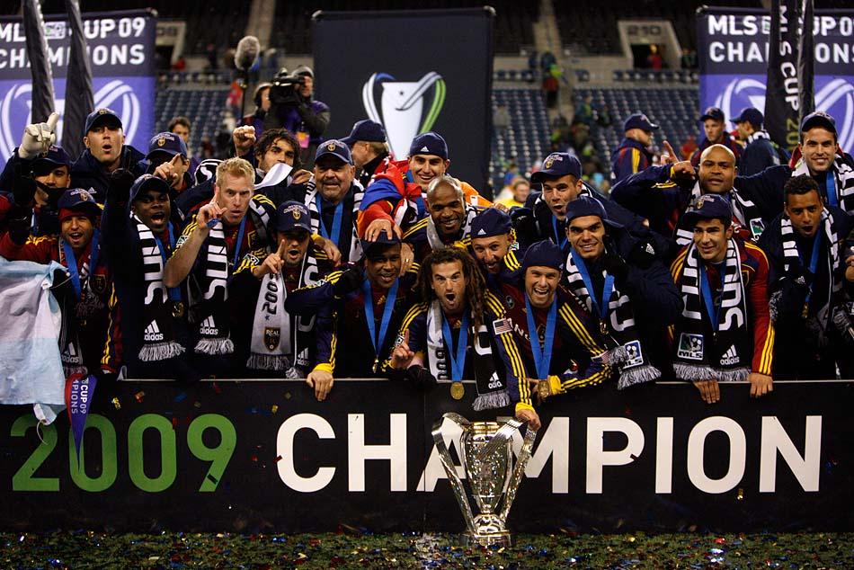 MLS CUP 2009 Tonight!